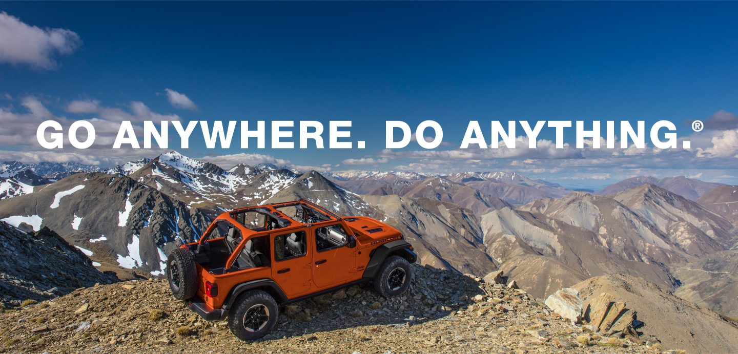 Go Anywhere. Do Anything.®